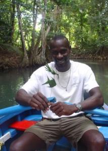 Dominica - Indian River - Eddison
