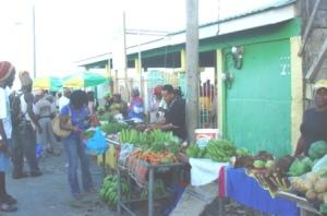 Dominica - market day
