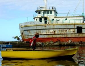 Dominica - Prince Rupert Bay - hurricane 2