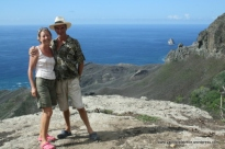 In the Marquesas - May 2011