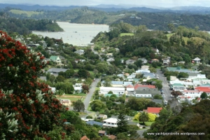 Russell from Flagstaff Hill