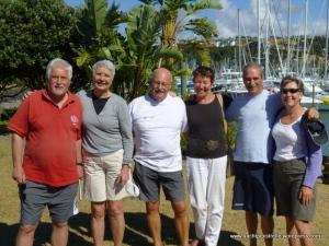 Wolfgang, Ellen, Heribert, Hildegard, B & E
