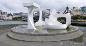 Promenade sculpture