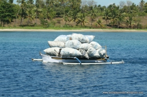Cargo in Lombok - who is at the helm?