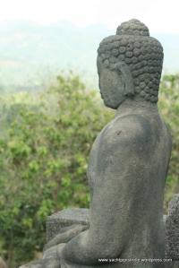 Buddha - Borobudur