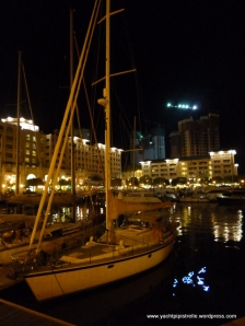 Pipistrelle in Straits Quay Marina