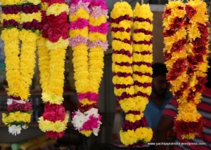 Garlands for the gods