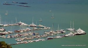 Yacht Haven - Bird's Eye View!