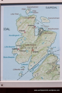 Lilla Korno map