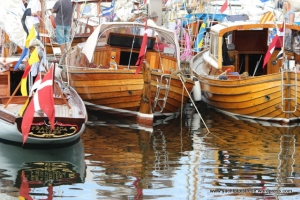 Boats, boats, boats ...