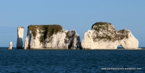 Old Harry in evening light