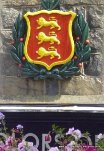 Guernsey coat of arms