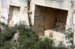 Limestone quarrying