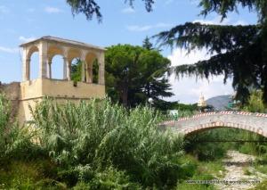 Bridge and temple - Loano