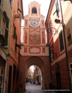 Clock Tower - Loano