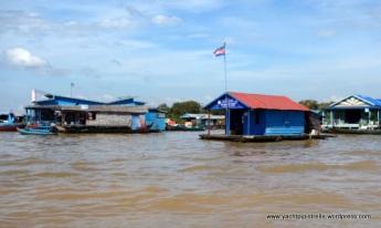 Floating police station