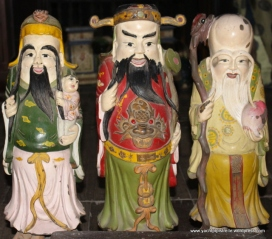 Chinese symbols of fertility, prosperity and longevity