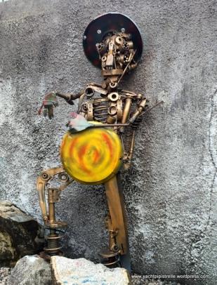 Bionic musician?