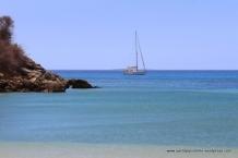 At anchor off Nosy Hara