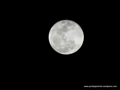 Supermoon - 27th September 2015