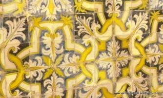Colourful tiles