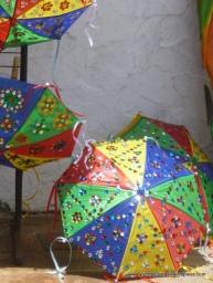 Umbrellas a trademark of Carnival