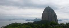 Panorama at Sugarloaf Mountain