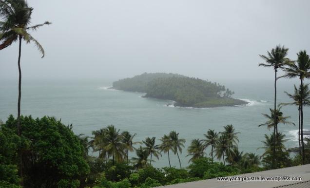 Inhospitable Devil's Island