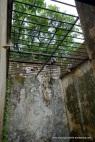 Open warders' walkway