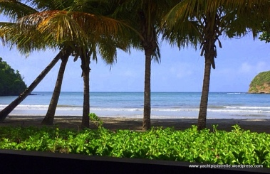 Breakfast outlook - La Sagesse, Grenada