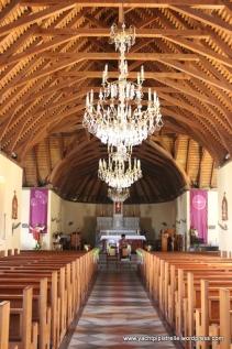 St Anne church interior