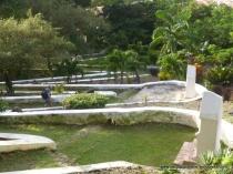 Serpentine slope