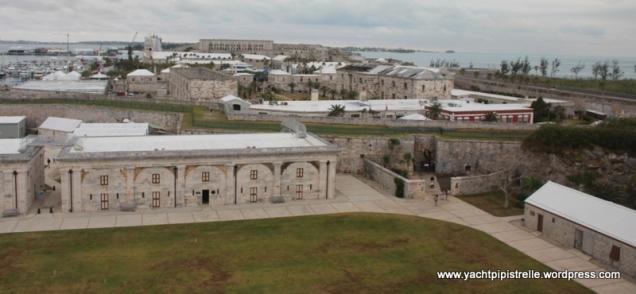 View of Naval Dockyard