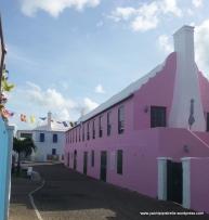 Pastel pink ...