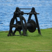 Old winding gear