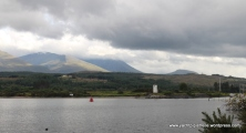 Looking back at Gairlochy