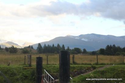 Overnight stop - Gairlochy