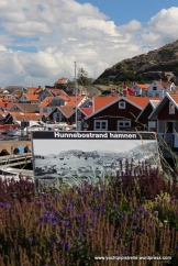 Hunnebostrand village