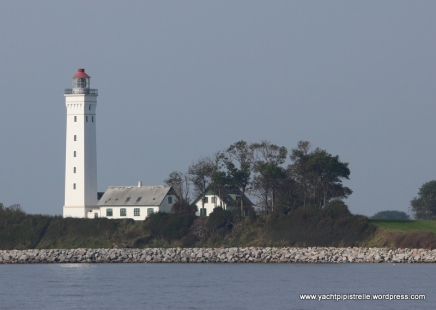 Lighthouse on south Langeland