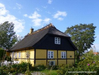 Typical thatched house
