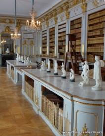 Louisa Ulrika's library