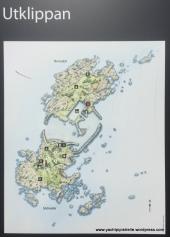 Sketch of the islands