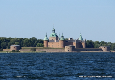 Kalmar Castle - sea side