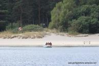 A short dinghy ride