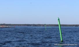 Grankulla - Long narrow channel approach