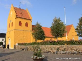 Allinge church