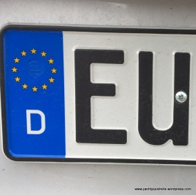 Love this part of the number plate!