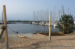 Burgtiefe pontoons