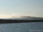 Fog drifting