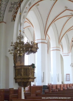 Baroque pulpit